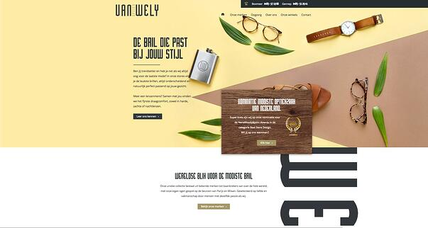 10 tips voor een mooie website Bureau Vet